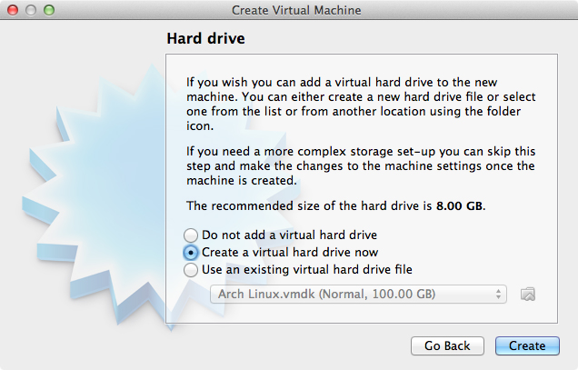 A Guide to Installing Arch in VirtualBox | Josh Braun's Blog